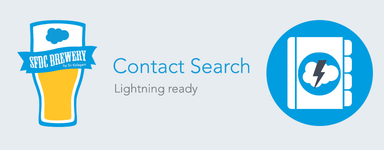 Dynamic Salesforce Lightning Contact Search Application In 10