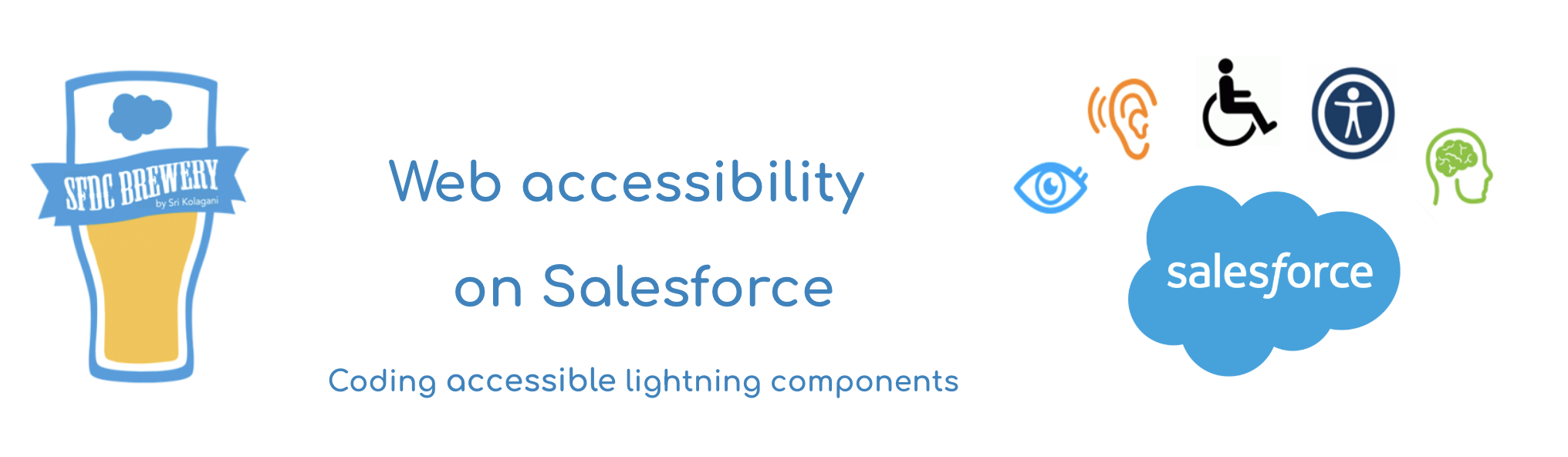 Coding for web accessibility on Salesforce – SFDC Brewery by